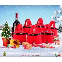 Wholesale Hot Gifts Christmas Gift Ideas Christmas red Christmas Bags Wedding Candy Bags 2015 New from china suppliers