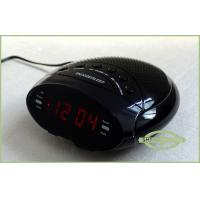 Wholesale Manual Snooze Setting Tabletop Clock Radio in LED Display DC Clock Radio from china suppliers