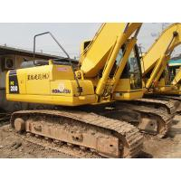 Wholesale 3297 Hours 20 Tonne Used Komatsu Excavator PC200 - 8 Year 2011 Original Paint from china suppliers