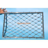 Stainless Steel Wire Rope Mesh Frame Panels