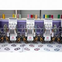 Buy cheap Multi-high Speed Sequin Embroidery Machine, Japan Rotary Hook from wholesalers