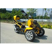 Wholesale Horizontal Type Tri Wheel Motorcycle 50cc 3 Wheel Trike Scooter 4 Stroke from china suppliers