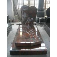 Wholesale Aurora Granite Tombstone/ Monument/ Monuments (GM004) from china suppliers