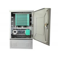 Wholesale SMC 144 Cores Cross Connect Cabinet Distribution Unit Rack Enclosure IP65 from china suppliers