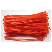 Wholesale eco-friendly Red PVC loop 14cm from china suppliers