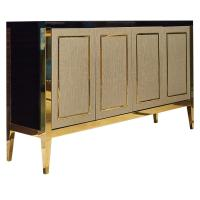 Wholesale 5 Star Hotel Style Bedroom Furniture , High Endmetal Frame Dresser Customized from china suppliers