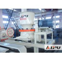 Wholesale C Cavity Shape Crushing And Mining Equipment , Single Cylinder Hydraulic Cone Crusher from china suppliers
