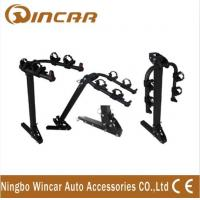 Wholesale Steel Hitch Rear Car Bike Racks For 2 Bikes , Easy - Transporting Bike Rack Car from china suppliers