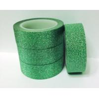 Wholesale Customized offer printing acrylic DIY glitter tape for handcraft from china suppliers