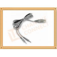 Wholesale Din 5 Pin To 2.0 2 Pin Medial Tens Unit Cables For Surgical Monitor from china suppliers