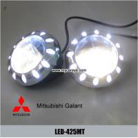Wholesale Mitsubishi Galant front fog lamp assembly LED daytime running lights DRL from china suppliers