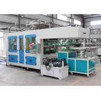 Wholesale CE Pulp Molding Equipment for Disposable Sugarcane Bagasse Fiber Tableware from china suppliers