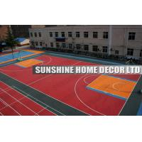 Wholesale Multi Purpose Interlocking Sports Flooring For Fustal Court Gymnasium from china suppliers