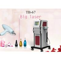Wholesale 2500mj Tattoo / Pigmentation Removal ND Yag Laser Skin Rejuvenation Machine from china suppliers