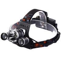 Wholesale 5000 Lumen LED Bicycle Fishing Hiking Headlight from china suppliers