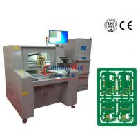 Wholesale Germany KAVO Spindle PCB Separator PCB Router with Dual 300*280mm Working Tables from china suppliers