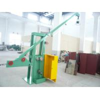 Wholesale Customised Size Steel Wire Drawing Machine With Payoff Reels / Cutting Wire Machine from china suppliers