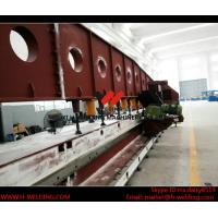 Wholesale Automated Metal Sheet Plate Edge Milling / Beveling Machine High Precision from china suppliers