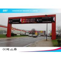 Wholesale P6 RGB SMD Outdoor advertising LED Display Full Color Waterproof High Luminance from china suppliers