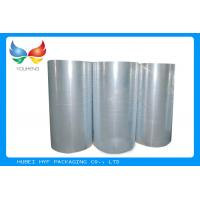 Wholesale Ops Material Heat Shrink Plastic Film , Fine Luster Biodegradable Shrink Film from china suppliers