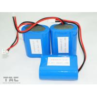 Wholesale Lithium ion Solar Battery   High Capacity 6.4v  3.3AH LiFePo4 Battery Pack from china suppliers