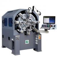Wholesale 12 Axes Cam-Less Spring Machine Wire Bending Machine for spring making with servo motor from china suppliers