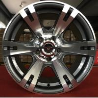 Quality 4x4 suv Car Alloys Wheels,16X8 4x4 Alloy Wheels PCD 139.7 - 160   KIN-30111 for sale
