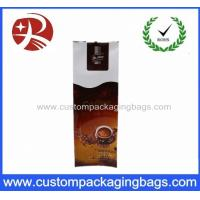 Wholesale 500ml Plastic Coffee Packaging Bags For Powder , Resealable Stand Up Pouches from china suppliers