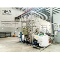 China 2 Stage Falling Film Evaporation Machine For Highly Viscous Liquids on sale
