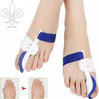 Wholesale Thumb Toe Straightener & Bunion Hallux Valgus Corrector Night Splint Pain Relief from china suppliers