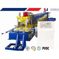 Wholesale Hydraulic Changeable C Z Purlin Roll Forming Machine High Speed from china suppliers