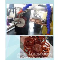 Wholesale Winch motor spot welding machine conductor hot staking Fusing equipment from china suppliers