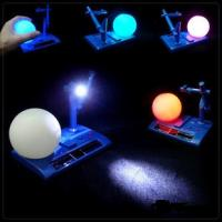 Wholesale colorful solar desk light from china suppliers