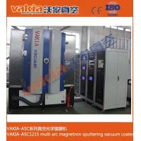 Wholesale vakia ASC1215 metal films magnetron sputtering / cathode arc plating machine from china suppliers