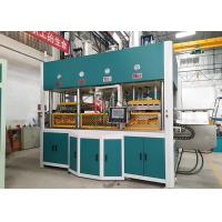 Wholesale Virgin Paper Molded Pulp Machine Thermoforming Machine for Fine Electronic Packages from china suppliers