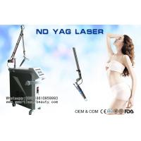 Wholesale PTP Q Switch ND YAG Laser Machine For Tattoo Removal / Pigment Reduction / Spot Removal from china suppliers