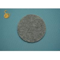 Wholesale 120g Non Woven Grey Felt Fabric , Polyester Raw Material For Non Woven Fabric from china suppliers