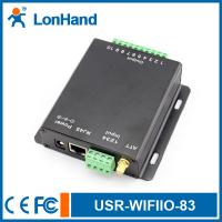 Wholesale 8 Channel WIFI Relay with RJ45 port provide Android/Iphone/Windows APP from china suppliers