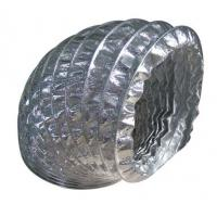 """Wholesale Double layer Aluminum flexible air ducting wih string  4""""×10M from china suppliers"""