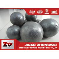 Wholesale Durable Cast Iron Forged Steel Grinding Media Balls In Mining Plant from china suppliers