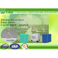 Wholesale IBC Drums Package Ethylene Glycol Butyl Ether Acetate Solvent For Printing Inks from china suppliers