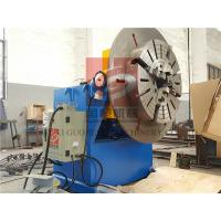 Wholesale 600KG Rotary Welding Positioner with Quick Chuck / Clamper ,  Rotary Positioners from china suppliers