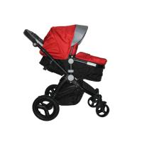 Wholesale Europe standard Red Baby Jogging Strollers , Safety 1st Jogging Stroller from china suppliers