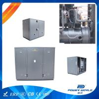 Wholesale Residential Water / Ground Source Heat Pump Efficiency For Space Heating And Hot Water from china suppliers