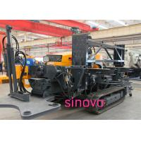 Wholesale Cummins Engine Horizontal Directional Drilling Machine Spindle Speed 0 - 76 R/Min from china suppliers