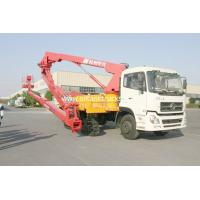 Wholesale Low Oil Consumption 16m Under Bridge Inspection Equipment Bridge Snooper Truck from china suppliers