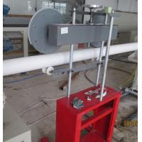 Wholesale High Efficiency PVC Pipe Extrusion Line , Twin Screw Plastic Extruding Machine from china suppliers