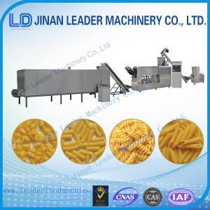 Wholesale Macaroni Pasta Processing Machine italian pasta machine from china suppliers