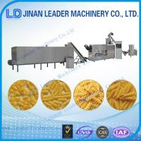 Wholesale Small spaghetti macaroni making single screw extruder machine from china suppliers