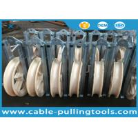 Wholesale Stringing Pulley Blocks Fiber Optic Cable Tools φ660x100mm ISO passed from china suppliers